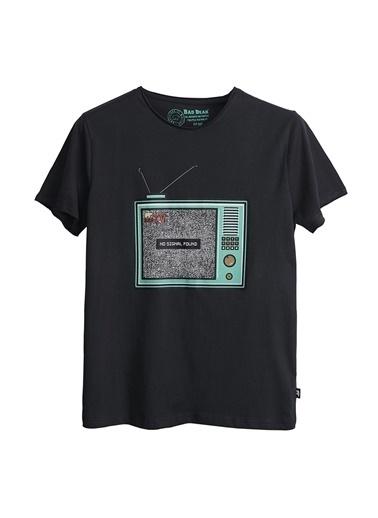 Bad Bear Bad Bear T-Shirt Antrasit